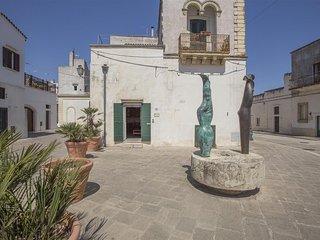 421 Apartment in the Historic Centre of Specchia Leuca - Specchia vacation rentals