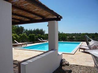 Luxury Trullo Alberobello, HEATED PRIVATE Pool, Sofa Gazebo, Hammock, Pano Views - Coreggia vacation rentals
