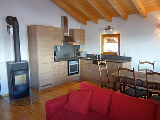 Beautiful Condo with Television and Wireless Internet - Veysonnaz vacation rentals