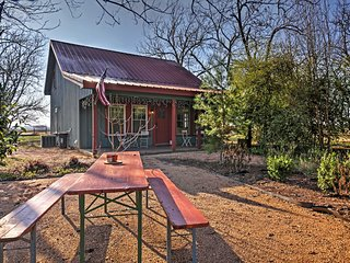 NEW! 'The Bird House' Maxwell 3BR on 6-Acre Orchard - Maxwell vacation rentals