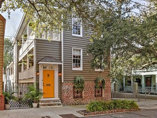 NEW! Charming 2BR Charleston Apartment w/ Parking! - Charleston vacation rentals