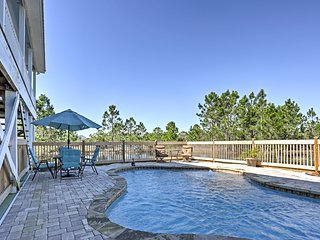 NEW! 4BR Gulf Shores House w/Private Pool & Beach! - Gasque vacation rentals