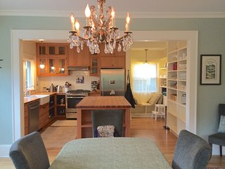 Casa Madrona - Urban Oasis 1 block from the park! - Seattle vacation rentals