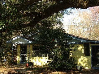 Bienvenue Cottage, August Special = $95/night - Ocean Springs vacation rentals