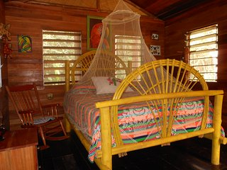 Macaw Bank Jungle Lodge - The Cotton Tree Cabana - Cristo Rey vacation rentals