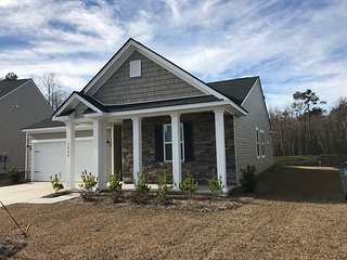 New Home and Private Pond! - Near Charleston! - Ladson vacation rentals