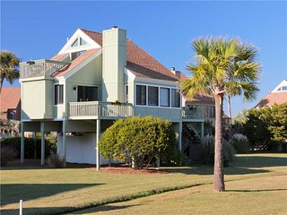 Nice House with Deck and Internet Access - Seabrook Island vacation rentals