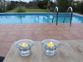 Vacation apartment Felia2/pool /200m from the sandy beachStavros,Chania, Crete - Stavros vacation rentals