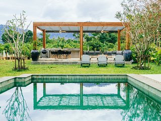 Khao Lak bright and airy 2 bedroom terrace house with shared garden and pool C13 - Khuk Khak vacation rentals