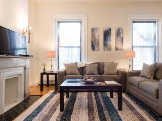 Chic Apartment in the Heart of the South End - Boston vacation rentals