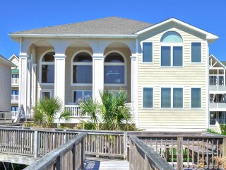 Ocean Front Spectacular - Private Pool, Elevator, 6br - Ocean Isle Beach vacation rentals