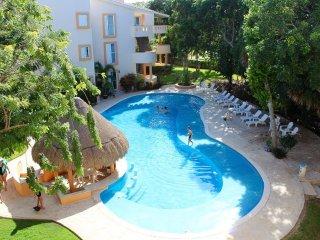 Apartment front beach (Playacar II) - Playa del Carmen vacation rentals