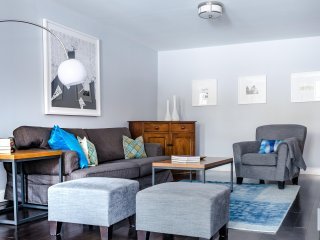 Four Bedroom Sleeps 8 to 10 Designer Townhouse in Midtown Manhattan - New York City vacation rentals