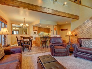 Perfect Condo with Internet Access and Shared Outdoor Pool - Breckenridge vacation rentals