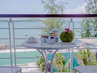 Charming Sea View Studio Apartment on Rawai Beach¹ - Rawai vacation rentals