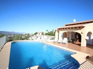 2 bedroom Villa with Washing Machine in Benimeli - Benimeli vacation rentals