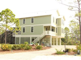 Canal Front with Boat Lift, Pool, Outdoor Kitchen, - Eastpoint vacation rentals
