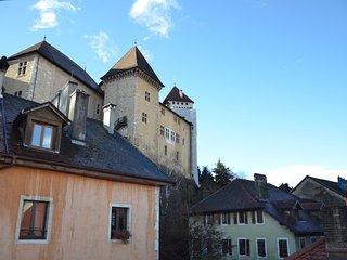 Annecy, Vieille ville, Superbe DUPLEX , DE, 3 min du lac, cap 6 - Annecy vacation rentals