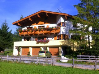 App. Röthenspitze im Ferienhaus Padrins - Obernberg am Brenner vacation rentals