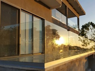 Amazing newly build Villa, with outstanding view, and full comfort - Santa Teresa vacation rentals