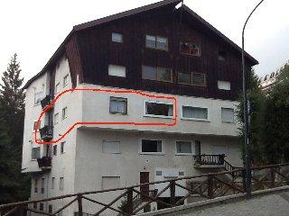 Appartamento a 10 mt partenza seggiovia Clotes - Salice D'Ulzio vacation rentals