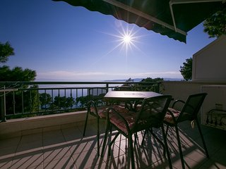 Apartment Stanicic Mirko 2+2 seaview - Brela vacation rentals