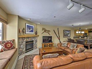 3BR Breckenridge Condo w/Mountain Views! - Breckenridge vacation rentals