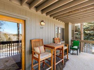 Cozy Country Club Condo- New Listing! Mt. Elden View!! - Flagstaff vacation rentals