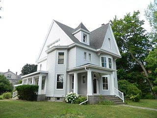 Historic Victorian Vacation Home - The Blacker House - Manistee vacation rentals