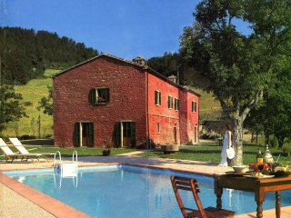 I Vanzetti Villa -  First Floor - Tredozio vacation rentals