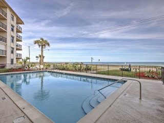 NEW! Oceanfront 2BR Ormond Beach Condo w/ Balcony! - Ormond Beach vacation rentals