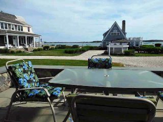 Beautiful Waterviews with Private Beach! - West Yarmouth vacation rentals