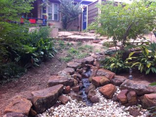 Experience Camp LaDeDa for a country oasis in the city - Waco vacation rentals