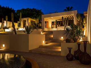 Casa Alcini  – Private Spanish Style Beachfront Vacation Home - Cabo San Lucas vacation rentals