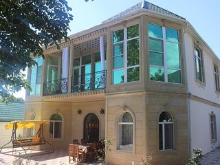 Bright 4 bedroom Villa in Qabala - Qabala vacation rentals