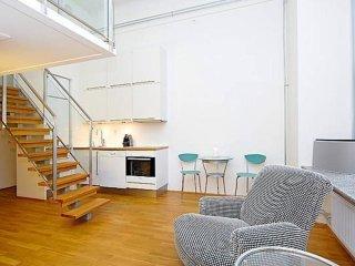 Modern Duplex apartment Oslo city center, sleeps 4 - Oslo vacation rentals