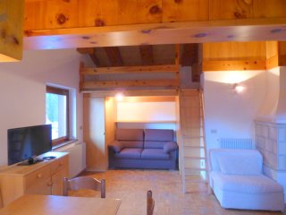 Ski Condo Near Sellaronda Lift- Perfect Location! - Alba di Canazei vacation rentals