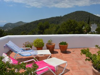 Roof terrace apartment with sea view - Santa Eulalia del Rio vacation rentals