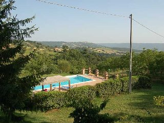 Villa with private pool 90 kms from Rome.3 bedroom - Lugnano in Teverina vacation rentals