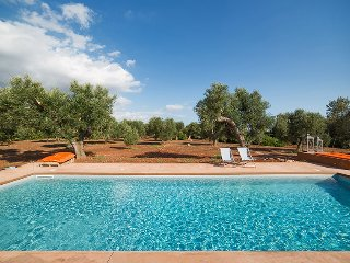 288 Luxury Villa with Pool in Ugento Gallipoli - Ugento vacation rentals