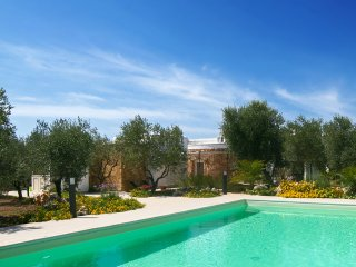 257 Luxury Villa with Pool at 800m from Beach - Torre San Giovanni vacation rentals