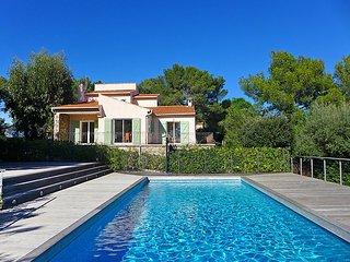 Villa in Bormes-les-Mimosas with Terrace, Air conditioning, Internet, Parking - Bormes-Les-Mimosas vacation rentals