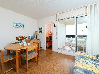 Apartment in Agde with Lift, Parking, Balcony (110685) - Agde vacation rentals