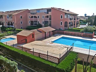 Apartment in Canet-en-Roussillon with Parking, Garden (110757) - Canet-en-Roussillon vacation rentals