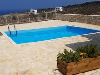Villa in Chania with Terrace, Internet, Parking, Washing machine (119505) - Drapanos vacation rentals