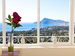 Villa in Altea with Terrace, Air conditioning, Parking, Balcony (311372) - Altea vacation rentals