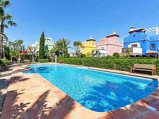 Villa in Dénia with Internet, Air conditioning, Parking, Garden (317300) - Denia vacation rentals