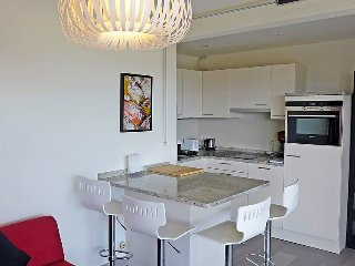 Apartment in Canet-en-Roussillon with Lift, Parking, Terrace, Garden (326093) - Canet-en-Roussillon vacation rentals