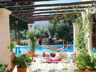 Villa in Chania with Air conditioning, Internet, Parking, Balcony (509225) - Alikampos vacation rentals
