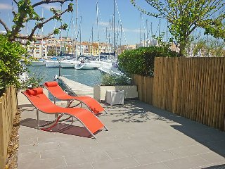 Villa in Agde with Terrace, Internet, Parking, Washing machine (95881) - Agde vacation rentals
